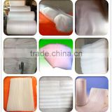 manufacture protective & cushioning material epe foam sheet roll wholesale wrap film air bubble roll