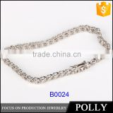 Factory direct sale jewelry 925 sterling silver bracelet jewelry 2015 fashion bracelet for women