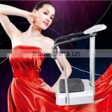 Perfect factory outlets vibration machine crazy fit massage manual with handle