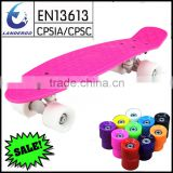 High Quality Wholesale Plastic Complated Skateboard with EN13613, CPSIA, CPSC certification