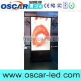 New design Led advertising display lcd touchscreen monitor with built in computer 15.6 inch 16:9 led monitor with CE certificate
