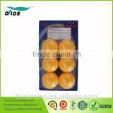 Yellow plastic beer non-hazardous ping pong table tennis balls                                                                         Quality Choice