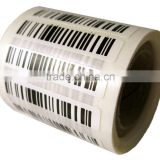 Customed Barcode Stickers Roll