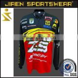 Custom Make Own Design 100% polyester clothing sublimation shirt long sleeve fishing jersey Tournament                                                                         Quality Choice