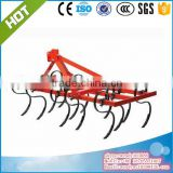 spring tooth harrow with S tine
