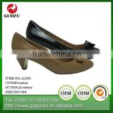 china casual lady shoe