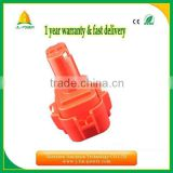 NiMH rechargeable power tool battery for Makita 9.6V 3Ah replaces MAKITA 9120 9122 192595-8 192596-6 192638-6