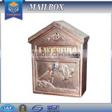 attractive and durable sculpture mail boxes