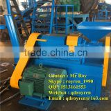 High Efficiency Waste tire recycling rubber powder line scrap tire cutter/used tire cutter