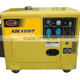 small soundproof diesel generator for home use