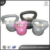 wholesale colourful dipped kettle bell , smart kettle bell , kettle bell in weight lifting