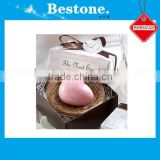HQ Small Handmade Soap Pink Egg Soap Wedding Gifts For Guests