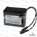 ERXING86087 12.62V 12000mAh Electric Car,Electric Vehicle Rechargeable battery Pack with Wholesale price