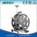 Chinese supplier Retractable Electrical power extension cord cable reel S350QKS-380                                                                         Quality Choice                                                     Most Popular