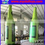 XIXI Outdoor Advertising Giant PVC Inflatable Beer Bottles,Inflatable Replica                                                                         Quality Choice