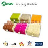 handmade small jewelry bamboo gift box for sale                                                                         Quality Choice