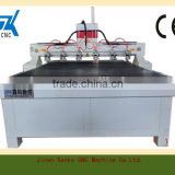 PVC, plastic, acrylic, wood cutting machine/multi head cnc router 3 axis milling machine/cnc woodworking machinery