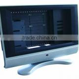 plastic mold injectionprecision led tv parts / led tv monitor cover/ led tv frame / customized 22 inch LED TV Plastic cover