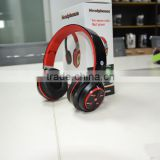top cordless bluetooth noise cancelling headphones pink hands free bluetooth headset for outdoor sports