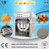 Automatic Organic Yellow Coat Chicken Panko Bread Crumb Machine