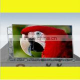 p10 screen module advertising LED screen display LED column display panel boards waterproof box LED screen panel sign for HD AD