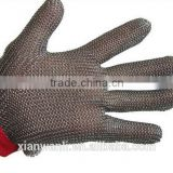 Stainless Steel Cut Resistant Gloves/Wire mesh Butcher Stainless Steel glove                                                                         Quality Choice