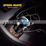 2015 Steelmate TP-74B lcd monitor tpms digital waterproof auto gauges,wireless system, tyre