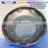 Tubeless Steel Truck Wheel Rim