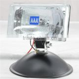 Rainbow Yellow Halogen Driving Lamp Screw Fixed With 11 Years Gold Supplier In Alibaba (XT450)