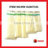 Factory Supply Zip Ties Plastic Cable Ties Nylon Cable Ties