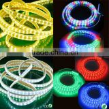 110V 220V High Voltage 60LEDs/Meter brightest led strip light 230v smd decoration 110v floor transition strips