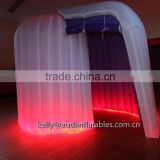 Inflatable led photo booth for sale Inflatable Paint Booth for Sale