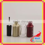cheap wholesale nail polish lady nail polish bottle empty nail polish bottles 15 ml NPB-0010R
