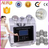 Ultrasound Weight Loss Machines Portable Cavi Lipo Slim For Home Use Cavitation Ultrasound Therapy Machine Au-826 Fast Cavitation Slimming System