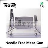 2016 face injection meso gun electrode bipolar rf lifting firming face machines/equipments