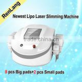 What a fantastic!!! Nova face Lipo laser body slimming weight loss machine,RL-Lipo,CE Approved