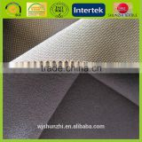 new Windproof polyester pongee bonded fake wool polar fleece fabric for winter jacket/coat