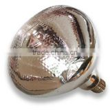 Waterproof riot infrared heat lamp Poultry heating bulb breeding special thickening pitting
