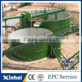 China Energy Saving Mining Sedimentation Dewatering Thickener Tank for Tailing Processing