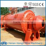 Edge transmission dry ore ball mill with air classifier