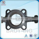 China supplier painting cast iron casting valve parts