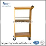 Display Showcase Hotselling Steel Cargo Flat Trolley