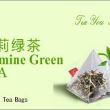 Chinese Healthy Herbal Jasmine Green Tea bag