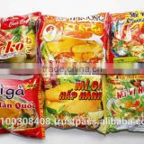 Competitive Price Instant Noodles 70gr