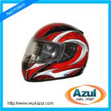 Motorcycle Full Face ABS Helmet