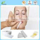 Non-woven fabric facial cold depilatory waxing paper strips