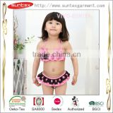 professionnel OEKO tight close fitting bikini training sport swimsuit kids school swimwear supplier