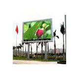 100,000 Hours P8 Full Color Outdoor LED Display Board Low Power Waterproof