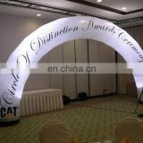 guangzhou city christmas light led lights/ inflatable arch light 2016/ decoration led inflatable arch wiht led light
