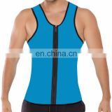 Alibaba manufacture large size men rubber corset bodysculting